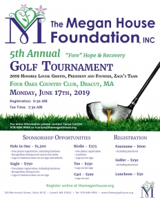 Tee It Up for Megan's House!